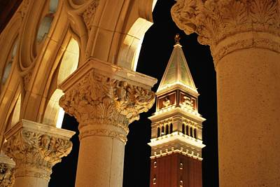 Photograph - The Venetian Arches 2 by Matt Harang