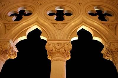 Photograph - The Venetian Arches by Matt Harang