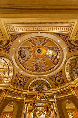 Photograph - The Venetian Las Vegas by Susan Candelario