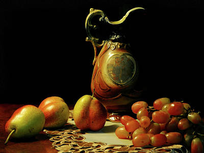 Photograph - The Venetian Pitcher by Diana Angstadt