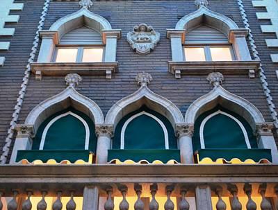 Photograph - The Venetian Shops 5 by Matt Harang