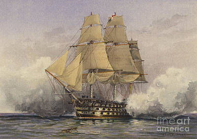The Victory Art Print by William Frederick Mitchell