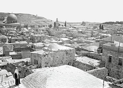 Photograph - The View 1934 by Munir Alawi