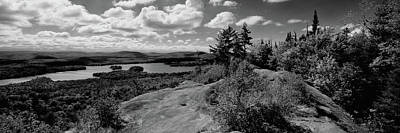 Nature Photograph - The View From Bald Mountain by David Patterson