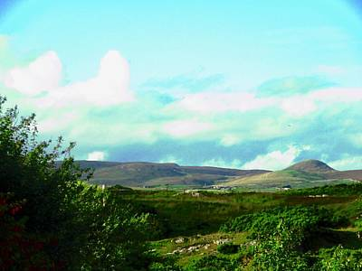 Photograph - The View From Corcgreggan's Mill by Stephanie Moore