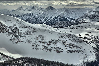 Photograph - The View From Goats Eye Mountain by Adam Jewell
