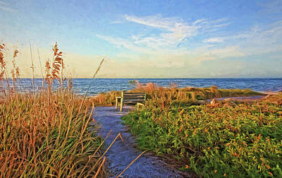 Photograph - The View by HH Photography of Florida