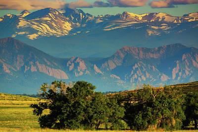 Photograph - The View by John De Bord