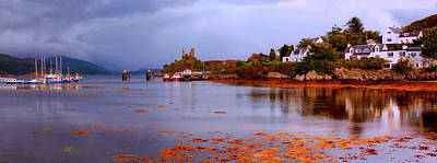 Photograph - The Village Of Kyleakin, Isle Of Skye by Pixabay