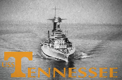 Photograph - The Vol Navy by JC Findley