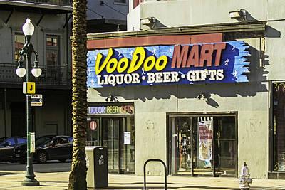 Voodo Photograph - The Voodoo Mart-001 by David Allen Pierson