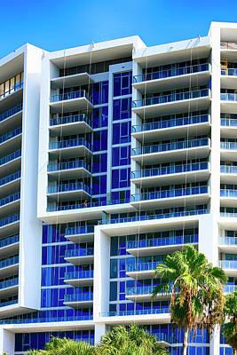 Photograph - The Vue Condos Sarasota Fl by Chris Smith