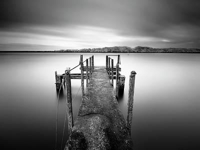 Portrush Photograph - The Wait by Pawel Klarecki