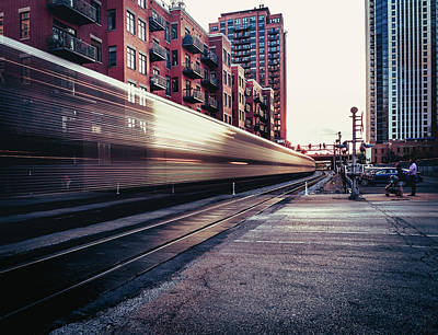 Art Print featuring the photograph The Waiting Game by Nisah Cheatham