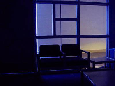 Photograph - The Waiting Room by Barbara J Blaisdell