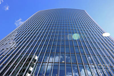Photograph - The Walkie Talkie Building London by Julia Gavin