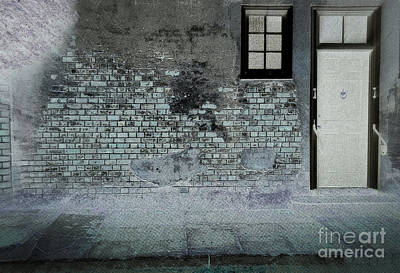 Art Print featuring the photograph The Wall by Douglas Stucky