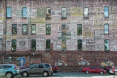Photograph - The Wall by Randi Shenkman