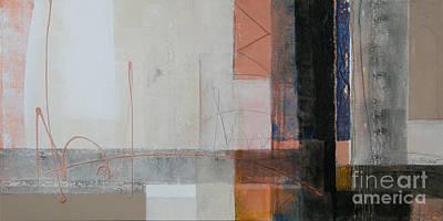 Painting - The Wall V by Nedko  Nedkov