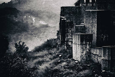 Photograph - The Walls by Rajiv Chopra
