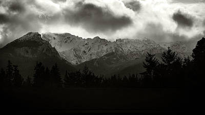 Photograph - The Warm Side Of The Mountain by Bud Simpson