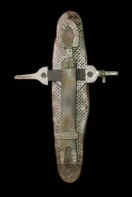 Sculpture - The Warrior Goddess Of Endurance by Bates Clark