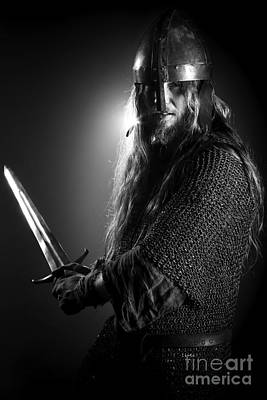Photograph - The Nordic Warrior  by Gunnar Orn Arnason