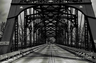 Photograph - The Washington Avenue Bridge by Diana Mary Sharpton