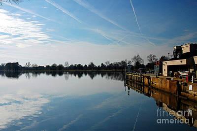 Photograph - The Washington D.c. Basin by Clayton Bruster