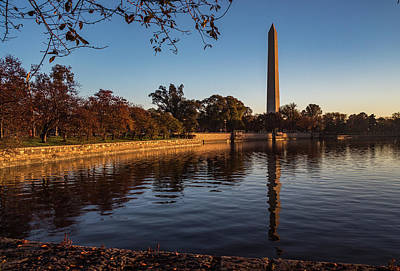 Photograph - The Washington In Fall by Ed Clark