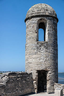 Photograph - The Watchtower by Todd A Blanchard