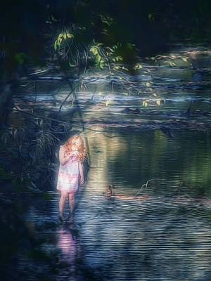 Photograph - The Water Nymph by Mark Fuller