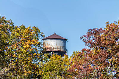 Photograph - The Water Tower by William Norton