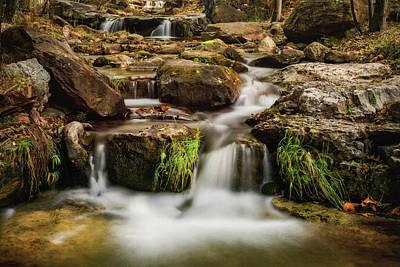 Photograph - The Waterfall  by Saija Lehtonen