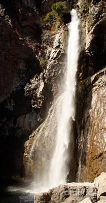 The Waterfall Art Print by Winona Steunenberg