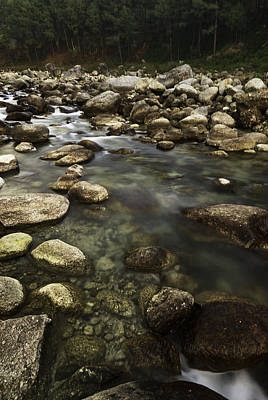 Photograph - The Waters Flow by Rajiv Chopra