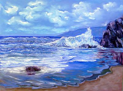 The Wave Original by Katreen Queen