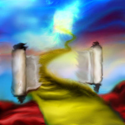 Wall Art - Photograph - The Book Of Life by Abstract Paintings