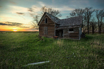 Photograph - The Way She Goes by Aaron J Groen