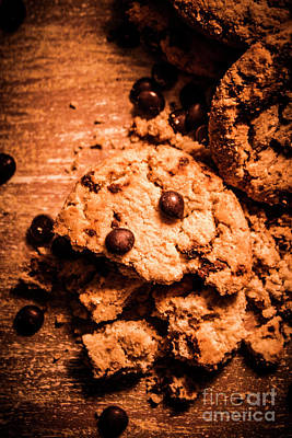 Biting Photograph - The Way The Cookie Crumbles by Jorgo Photography - Wall Art Gallery