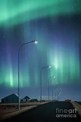 Photograph - The Way To Light by Evelina Kremsdorf