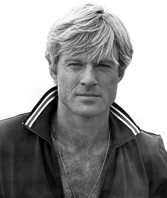 1970s Movies Photograph - The Way We Were, Robert Redford, 1973 by Everett
