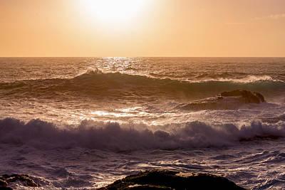 Photograph - The Way West by Derek Dean