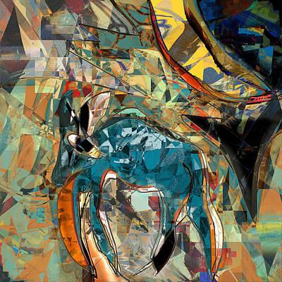 The Weary Donkey Art Print by Anne Weirich
