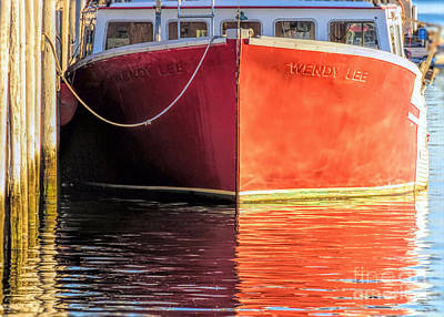 Photograph - The Wendy Lee  by Janice Drew
