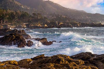 Photograph - The West Coast by Derek Dean