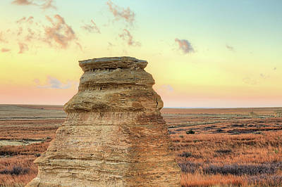Photograph - The West Kansas Sunrise by JC Findley
