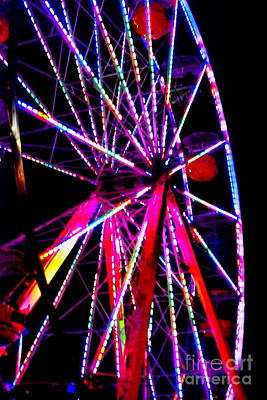 Photograph - The Wheel by Jesse Ciazza