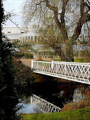 Photograph - The White Bridge by Dorothy Berry-Lound