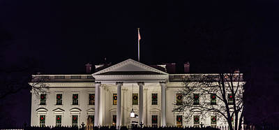 Photograph - The White House by Bill Howard